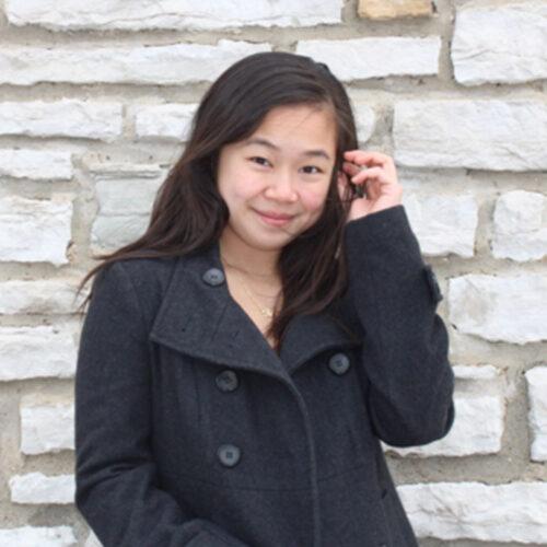 Tina Nguyen portrait