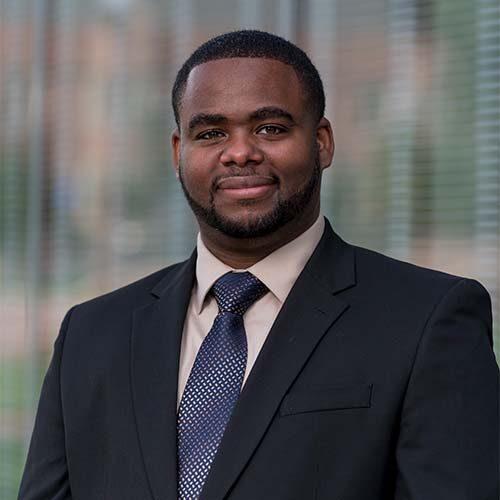 Professional portrait of Demetrius Coleman