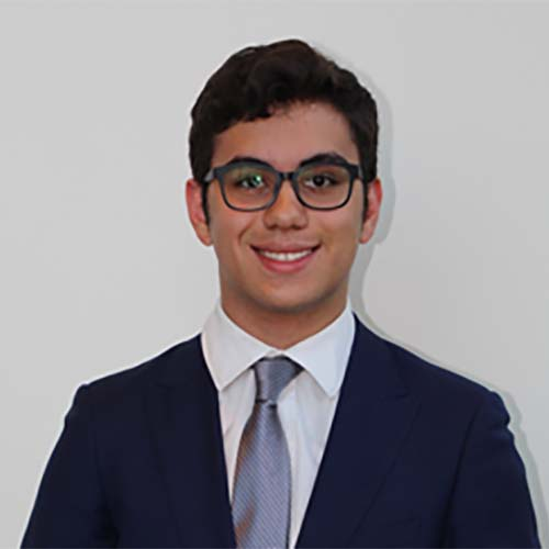 Adam Oubaita portrait